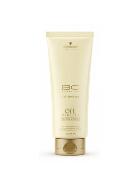 Schwarzkopf Bonacure Oil Miracle Shampoo