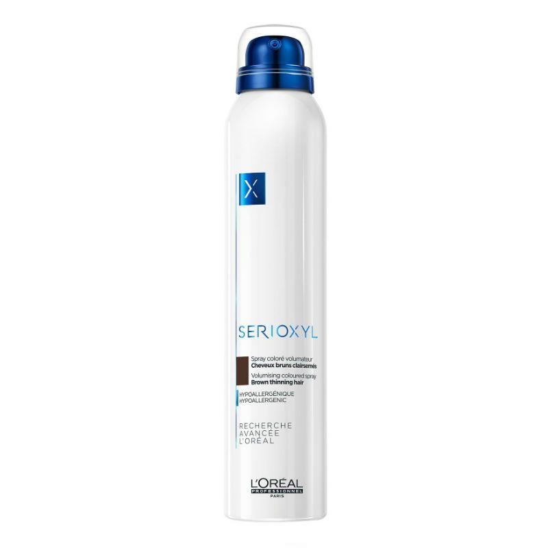 L'Oréal Professionnel Serioxyl Spray Donkerbruin 200ml
