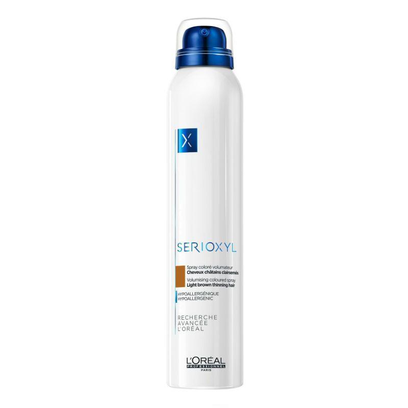 L'Oréal Professionnel Serioxyl Spray Bruin 200ml