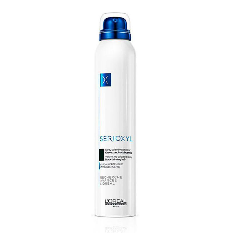 L'Oréal Professionnel Serioxyl Spray Noir 200ml