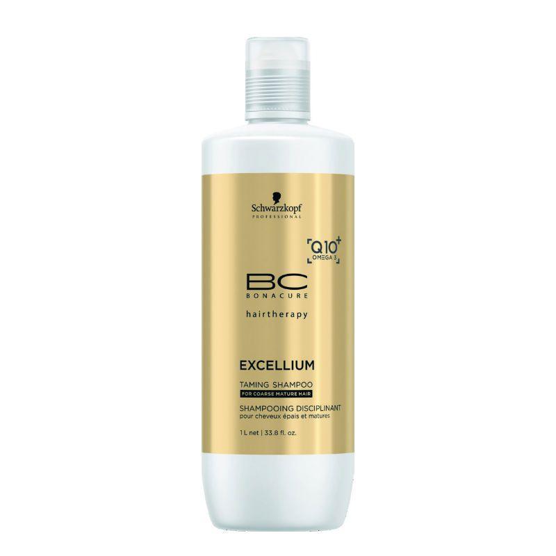 Schwarzkopf Bonacure Excelllium Taming Shampoo