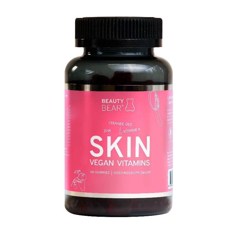 Beauty Bear Skin Vitamines