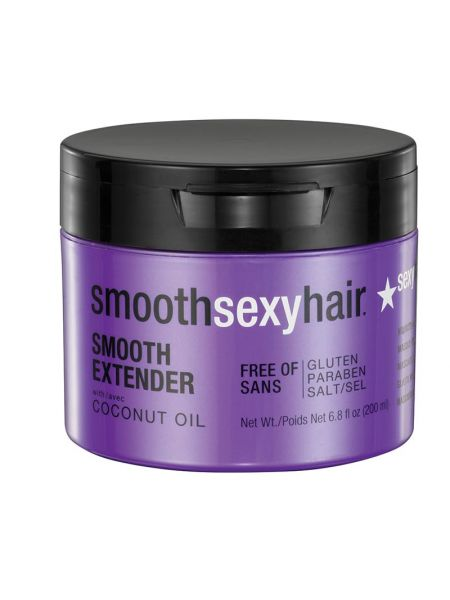 Sexy Hair Smooth Sexy Hair Smooth Extender Nourishing Smoothing Masque