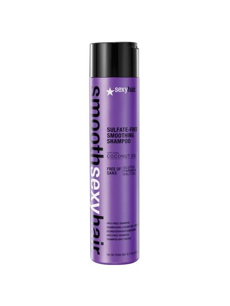 Sexy Hair Smooth Sexy Hair Sulfate-Free Smoothing Anti-Frizz Shampoo