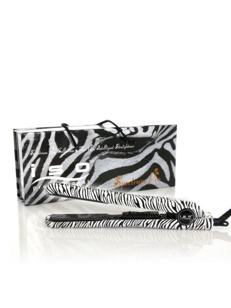 ISO Spectrum Pro Sunshine Girl Stijltang Zebra Wit