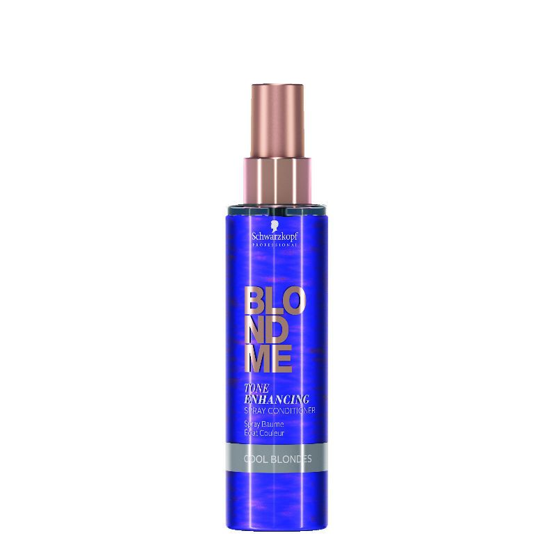 Schwarzkopf Blonde Me Spray Conditioner Cool Ice