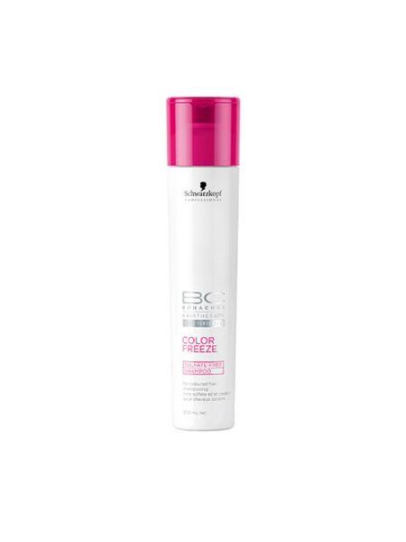 Schwarzkopf Bonacure Color Freeze Sulfate-Free Shampoo