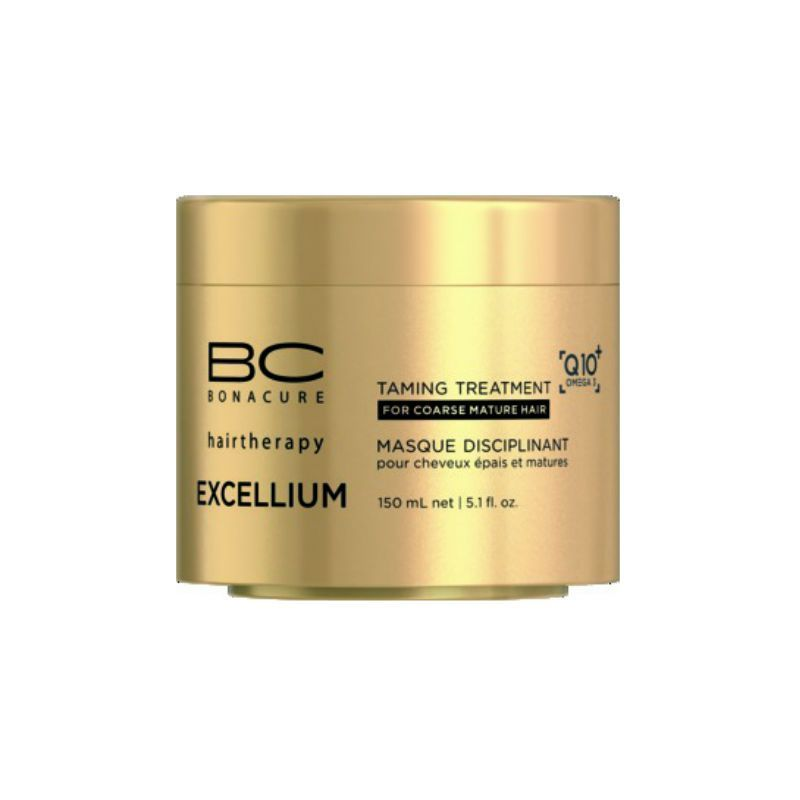 Schwarzkopf Bonacure Excellium Taming Treatment