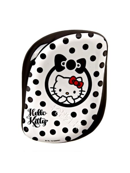 Tangle Teezer Compact Styler Hello Kitty Black and White