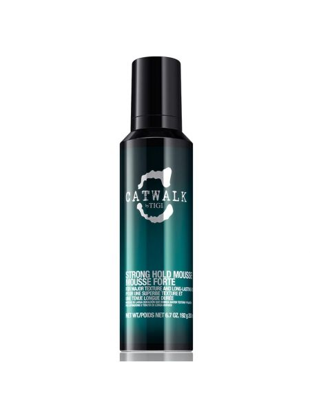 TIGI Curlesque Strong Mousse