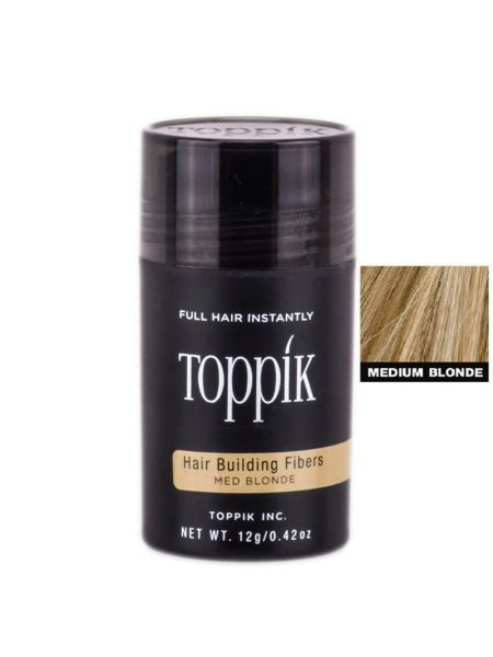 Toppik Hairbuilding Fibers Medium Blonde