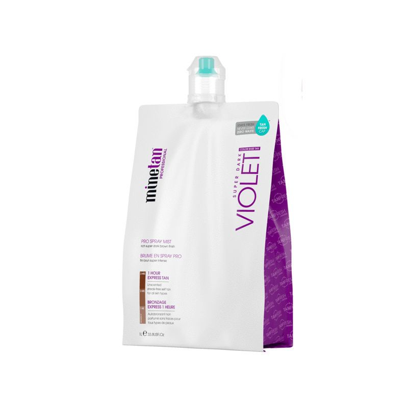 MineTan Violet Pro Mist