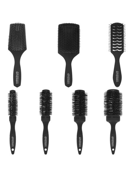 Waterclouds Black Brush Set