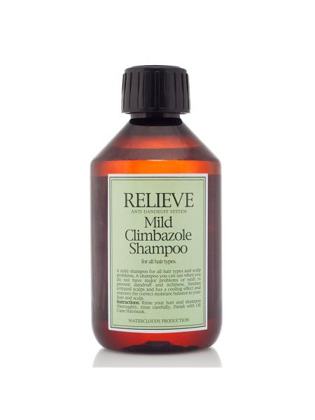 Waterclouds Mild Climbazole Shampoo
