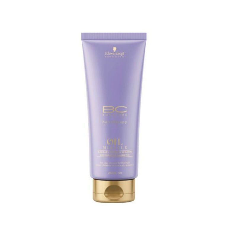 Schwarzkopf Bonacure Oil Miracle Barbary Shampoo