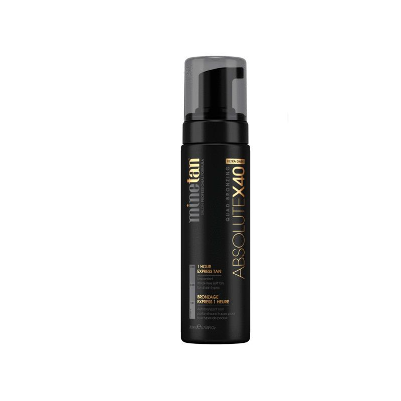 MineTan Absolute X40 Self Tan Mousse