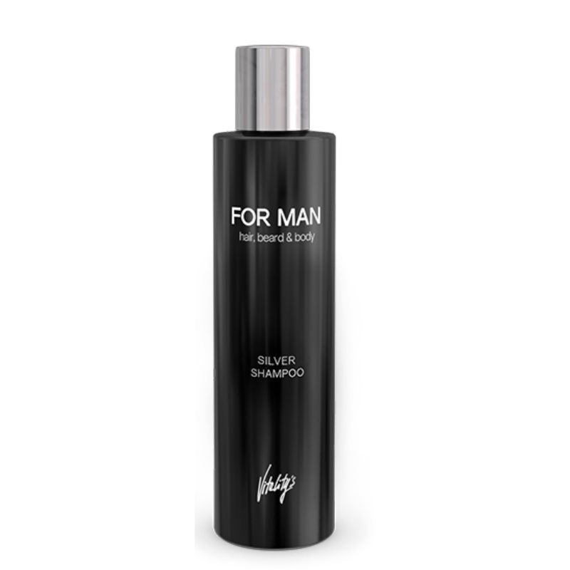 Vitality's For Man Silver Shampoo