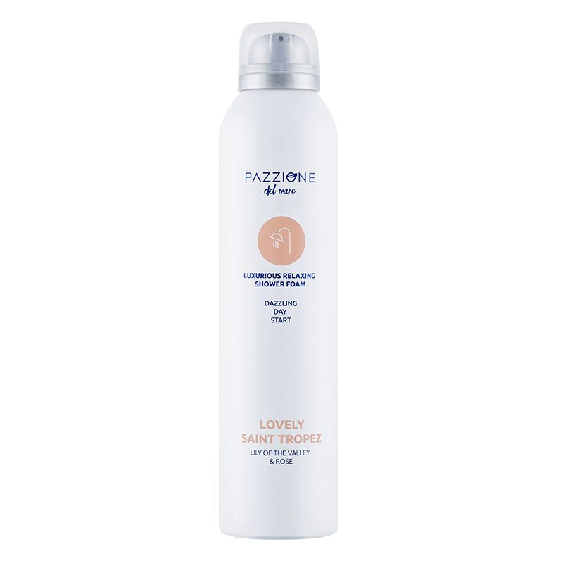 Pazzione Lovely Saint Tropez Shower Foam