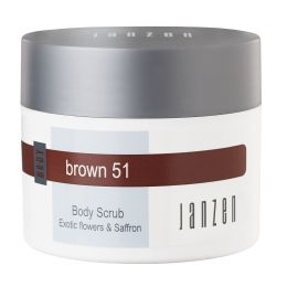 Janzen Body Scrub Brown 51