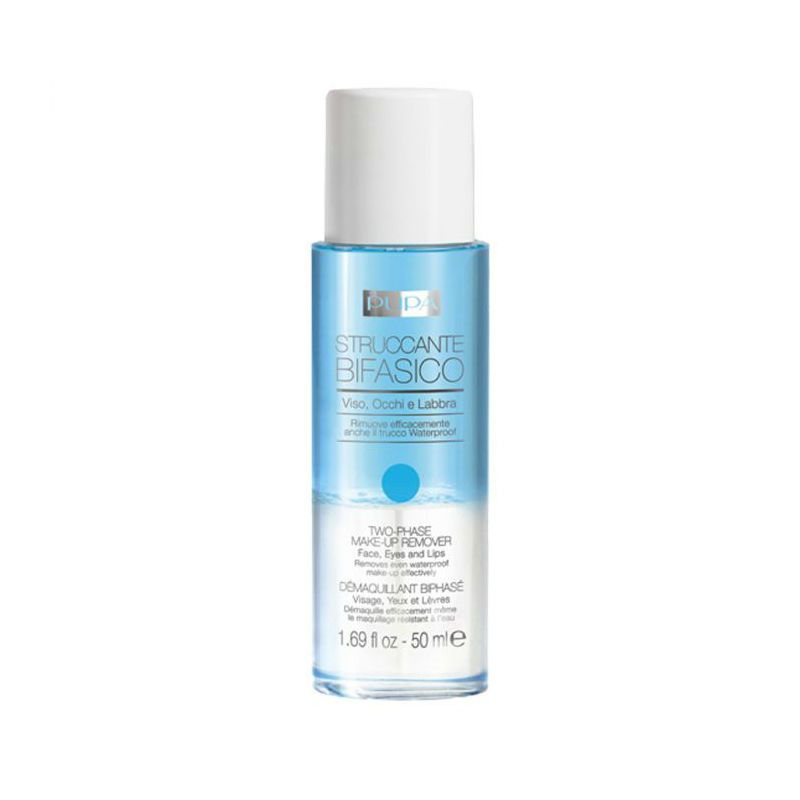 Pupa Travel Two-Phase Make-up remover
